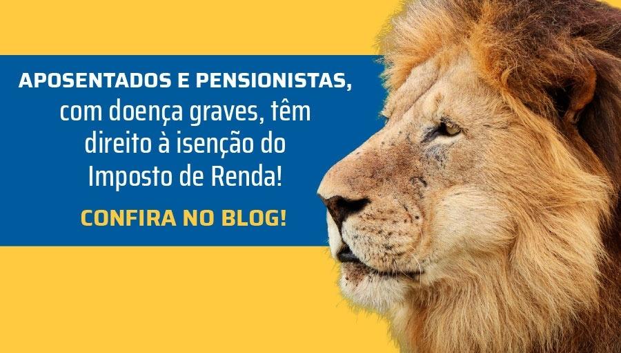 Imposto de Renda! Aposentado e Pensionista, com doenças graves, tem direito à isenção!