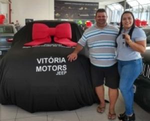 <p>Na Vitória Motorsvocê encontra osmodelos para o público PCD,da linha Jeep 0km.</p>